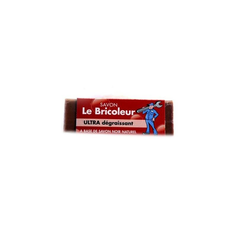 LE BRICOLEUR PRESENTOIR  SAVON 80 GR DEGRAISSANT X42