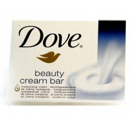 DOVE SAVON DE TOILETTE 100 GRAMMES CREAM BAR