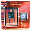 COFFRET DANIEL HECHTER CARATERE  + RADIO SCAN