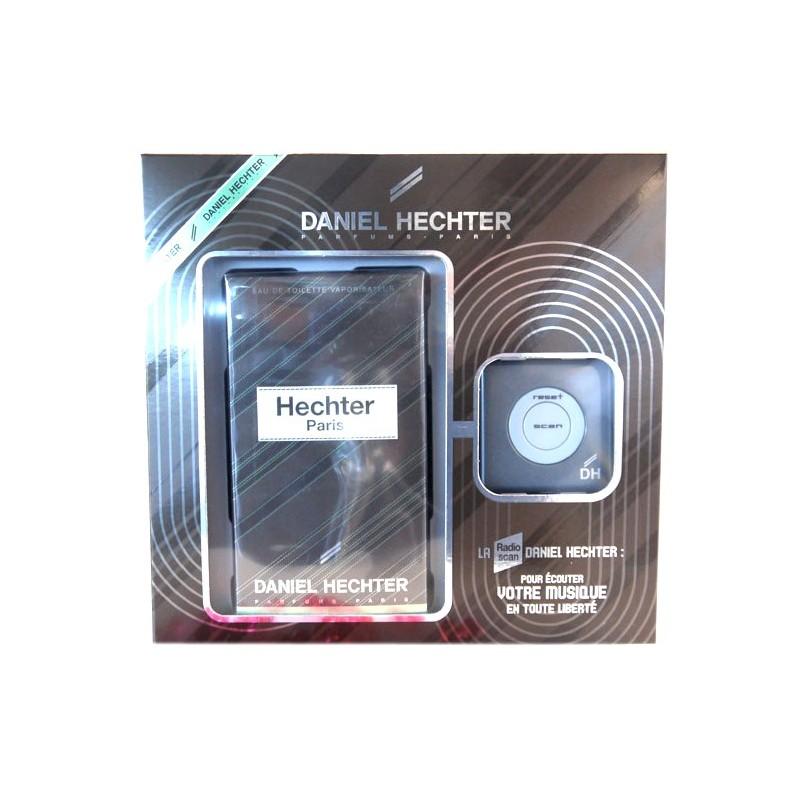 COFFRET DANIEL HECHTER HECHTER + RADIO SCAN