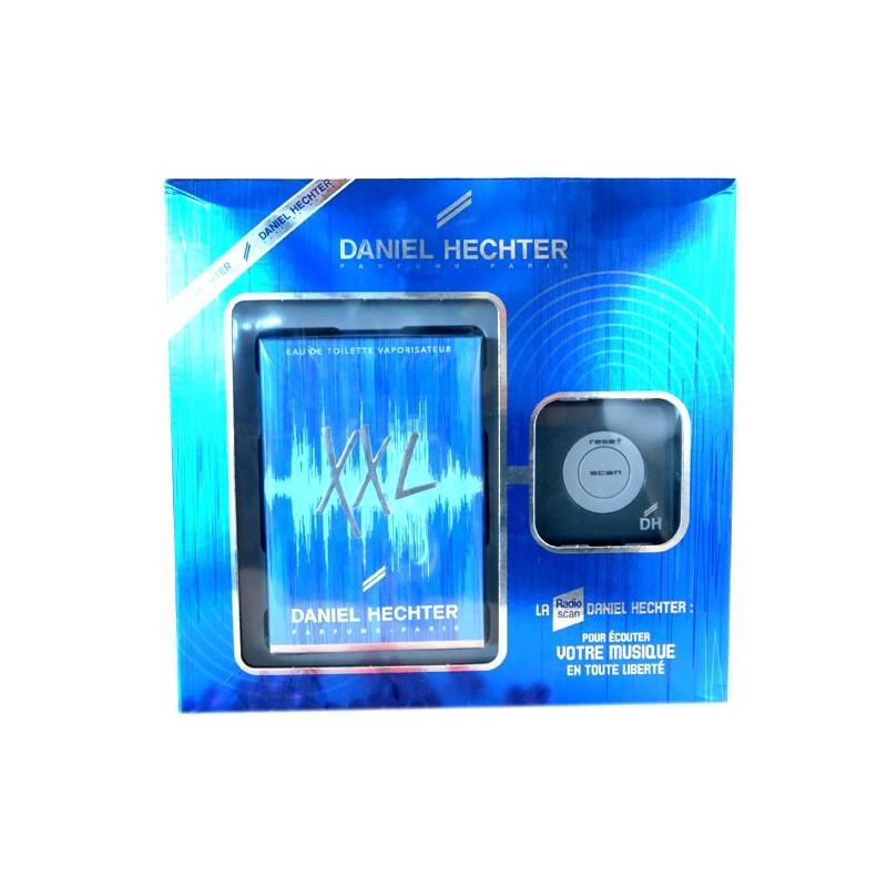 COFFRET DANIEL HECHTER XXL   + RADIO SCAN