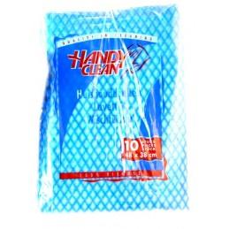 HANDY CLEAN 10 CHIFFONS D'ENTRETIENS 48 X 38 CM