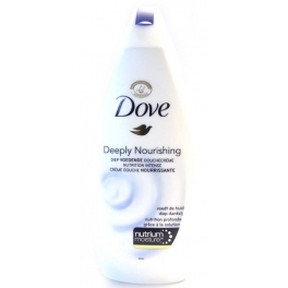 DOVE DOUCHE DEEPLY NOURISHING 500 ML