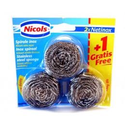 NICOLS NETTINOX 2+1 GRATUITE