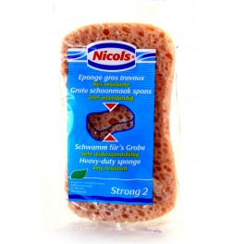 NICOLS EPONGE SYNTHETIQUES TRAVAUX STRONG 2