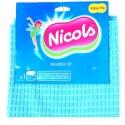 NICOLS TORCHON MICROFIBRES 3D 50 X 70 CM
