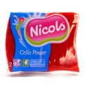 NICOLS EPONGE A RECURER CELLULOSES CELLO POWER X 2