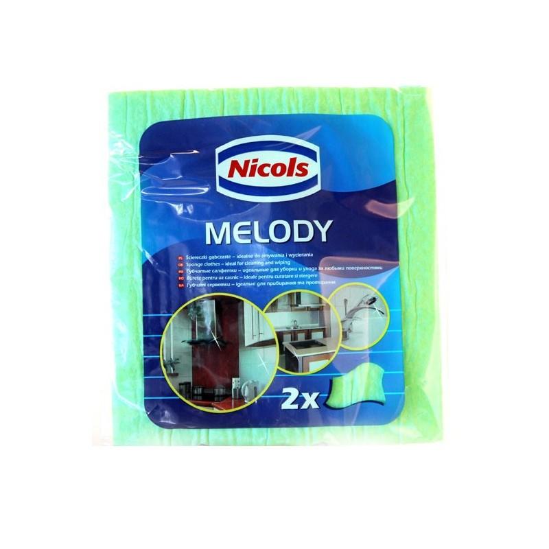 NICOLS 2 VAATDOEKEN MELODY