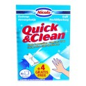 QUICK & CLEAN RECHARGE 16 + 4 GRATUITE