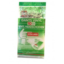 GANT VINYL EXTRA LARGE 10 PC