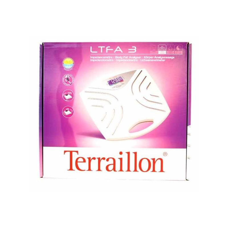 TERRAILLON PESE PERSONNE LTFA3  BLANC