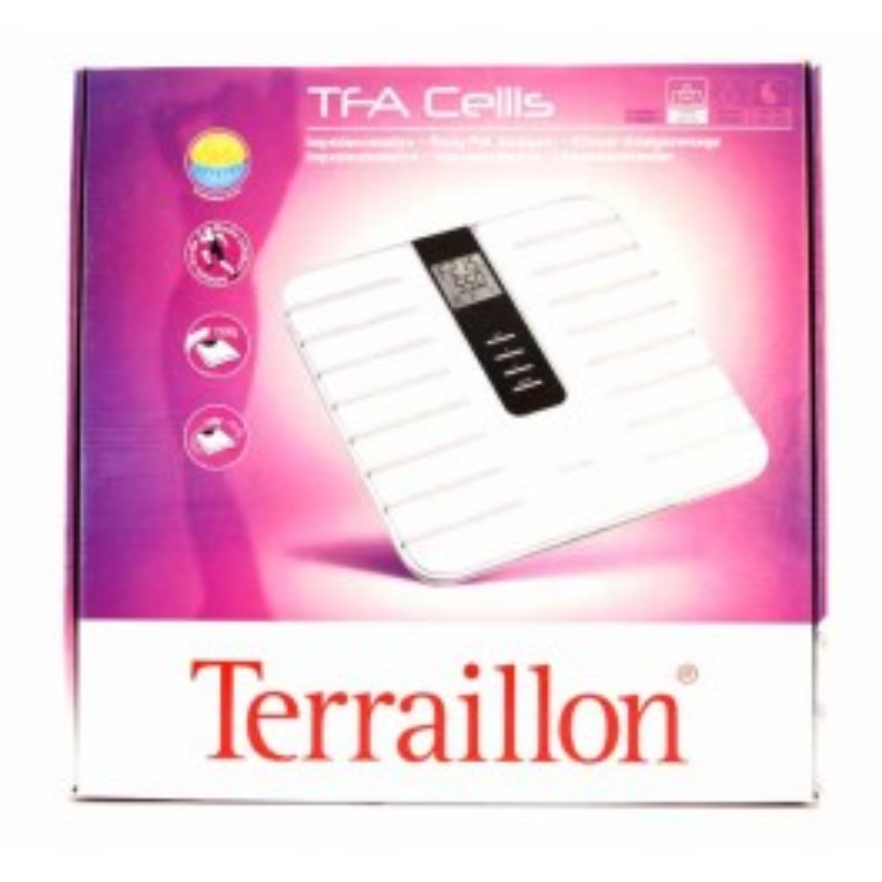 TERRAILLON PERSONENWEEGSCHAAL TFA CELLIS
