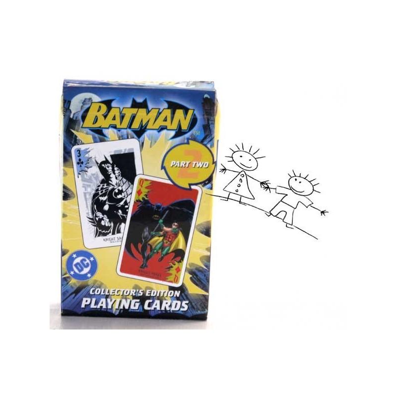 SPEELKAARTEN BATMAN  PART 2