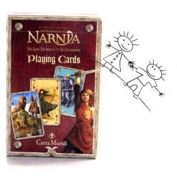 SPEELKAARTEN  THE CHRONICLES OF NARNIA