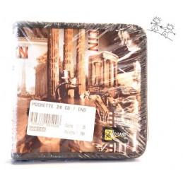 TASJE VOOR 24 CD'S OF DVD'S