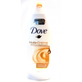 DOVE GEL DOUCHE CREAM OIL 400 ML