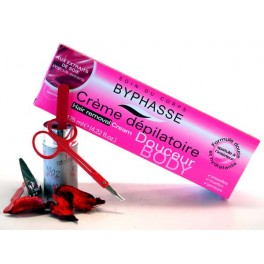 BYPHASSE CREME DEPILATOIRE DOUCEUR 125 ML