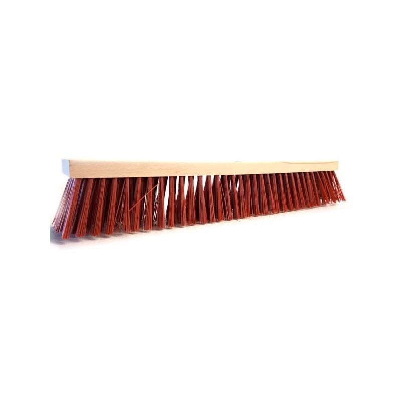 BALAIS DE RUE PVC PUR ROUGE 60CM