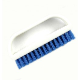 BROSSE A ONGLES POLYAMIDE + POIGNEE