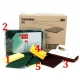 N°2 COMMERCIAL SCOURING PAD 20 PIECES