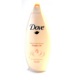 CREME DOUCHE DOVE CARING OILS 500 ML