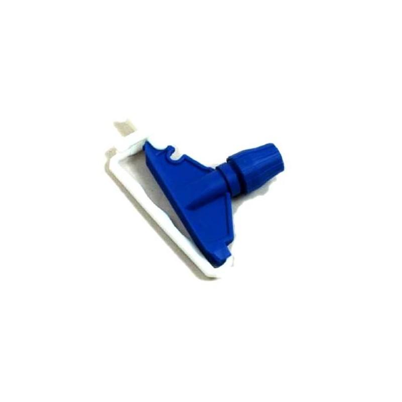 MOPKLEM IN PVC - BLAUW