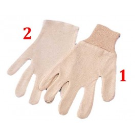 N°2 GANTS SENSITEC SANS MANCHET