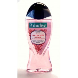 PALMOLIVE DOUCHEGEL DAMASK ROSE & MUSK 250 ML