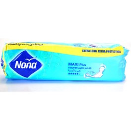 NANA MAANDVERBAND  MAXI PLUS SUPER 10 MM 9 ST