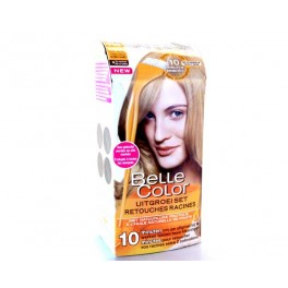 BELLE COLOR UITGROEISET NR R8 - LICHT BLOND 30 ML