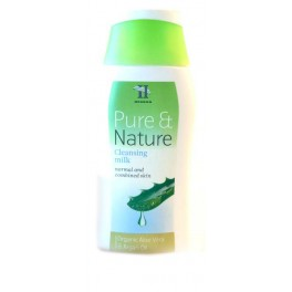 HEGRON PURE & NATURE CLEANING MILK 200ML