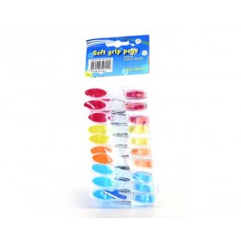 PINCES A LINGE PLASTIQUE DESIGN 10 PCS
