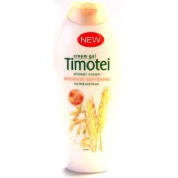 TIMOTEI DOUCHE GEL INTENSIVE SOFTENING LAIT D'AVOINE ET PECHE 25