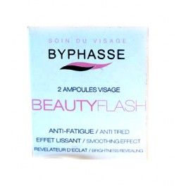 BYPHASSE BEAUTY FLASH 2 AMPOULES VAN 3 ML