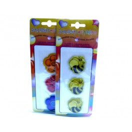 DISPLAY GEL STICKERS 72 ST   (8 REF)