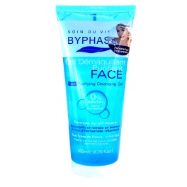 BYPHASSE GEL DEMAQUILLANT 200 ML        PURIFIANT