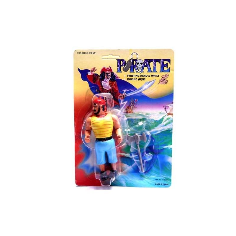 PIRATE PERSONNAGE T-SHIRT JAUNE