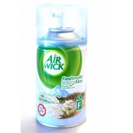 AIRWICK FRESH MATIC 250 ML MOUNTAIN BREEZE