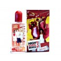 DISNEY EAU DE TOILETTE 100 ML  HIGH SCHOOL MUSICAL 3