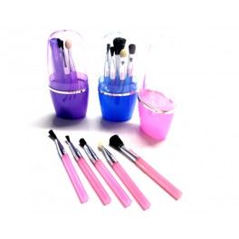 MAQUILLAGESET BORSTELS X5