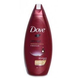 DOUCHEGEL DOVE PRO AGE 250 ML