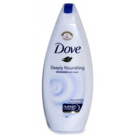 DOUCHEGEL DOVE DEEPLY NOURISHING   250 ML