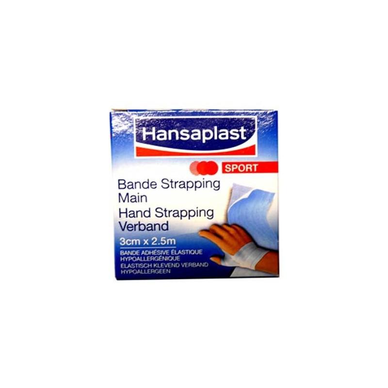 HANSAPLAST HAND STRAPPING VERBAND