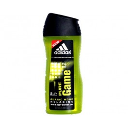 ADIDAS DOUCHE 250 ML  PURE GAME