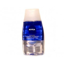 NIVEA VISAGE DOUBLE EFFECT DEMAQUILLANT  YEUX 125 ML