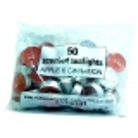 CHAUFFE -PLATS 50 PCS    4H DUREE POMMES & CANNELLE