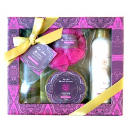 GIFTSET BUDDHA TREATMENT X4