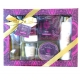 GIFTSET BUDDHA TREATMENT & DIFFUSER X6 + BATH GLOVE