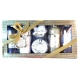 GIFTSET SIGNATURE MAGIC SILVER & GOLD X6