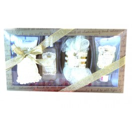 GIFTSET SIGNATURE MAGIC  GOLD X4